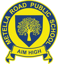 Metella Road Public School logo